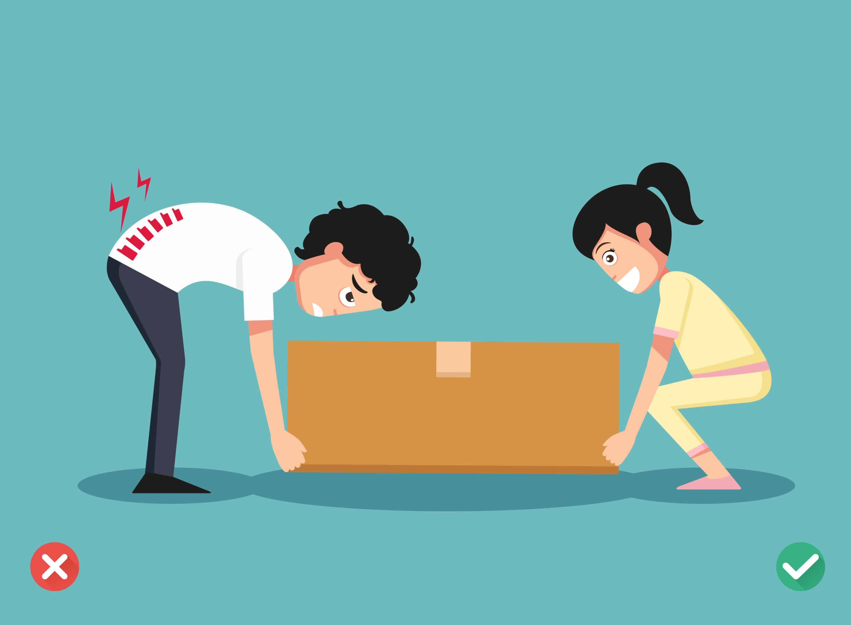 manual handling accidents