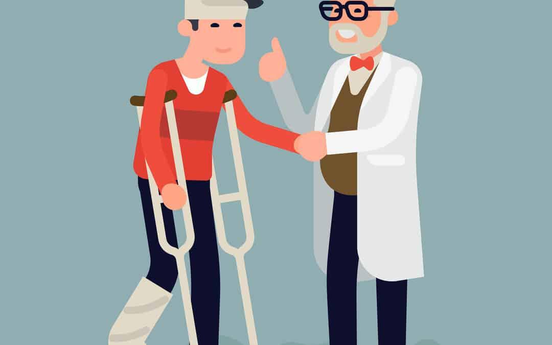 Making a Leg Injury Compensation Claim