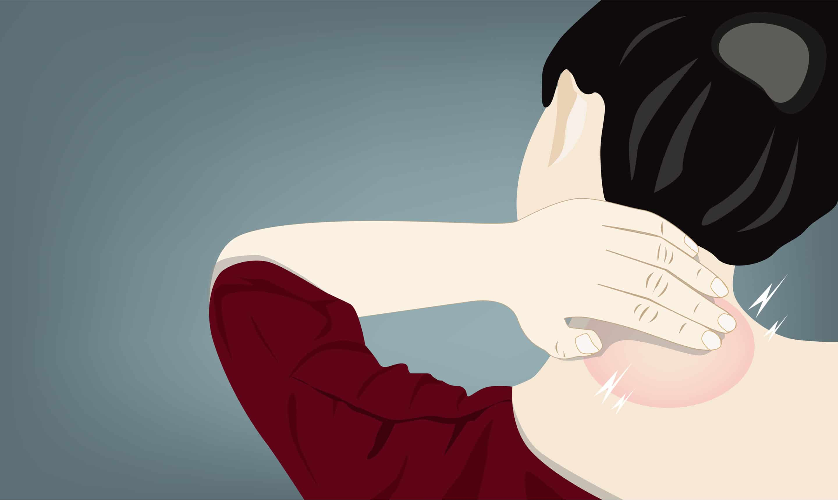 neck pain causes and relief
