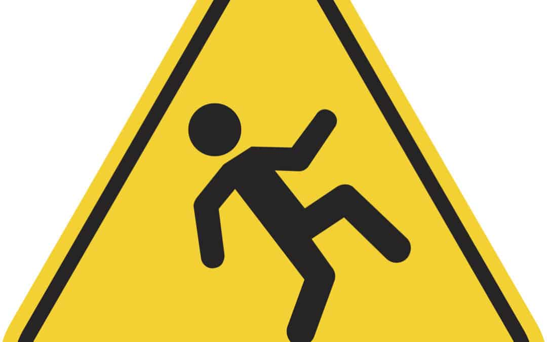 Falling on Uneven Pavements: Making a Claim